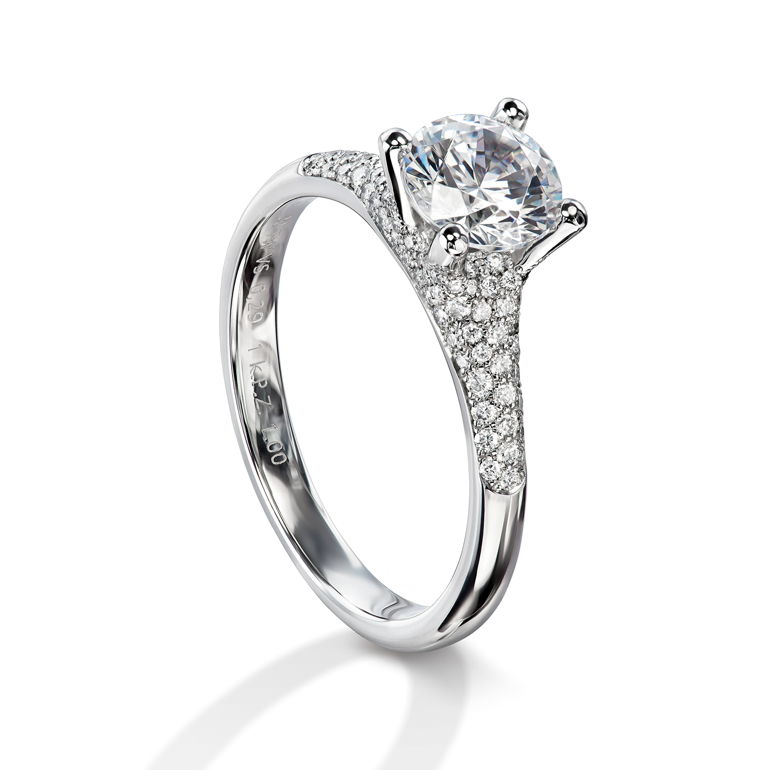 Engagement rings Furrer Jacot-Snail