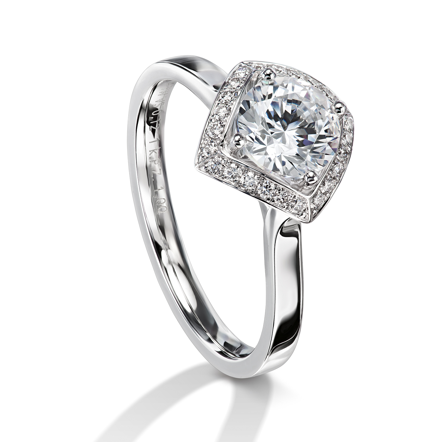 Engagement rings Furrer Jacot DOME