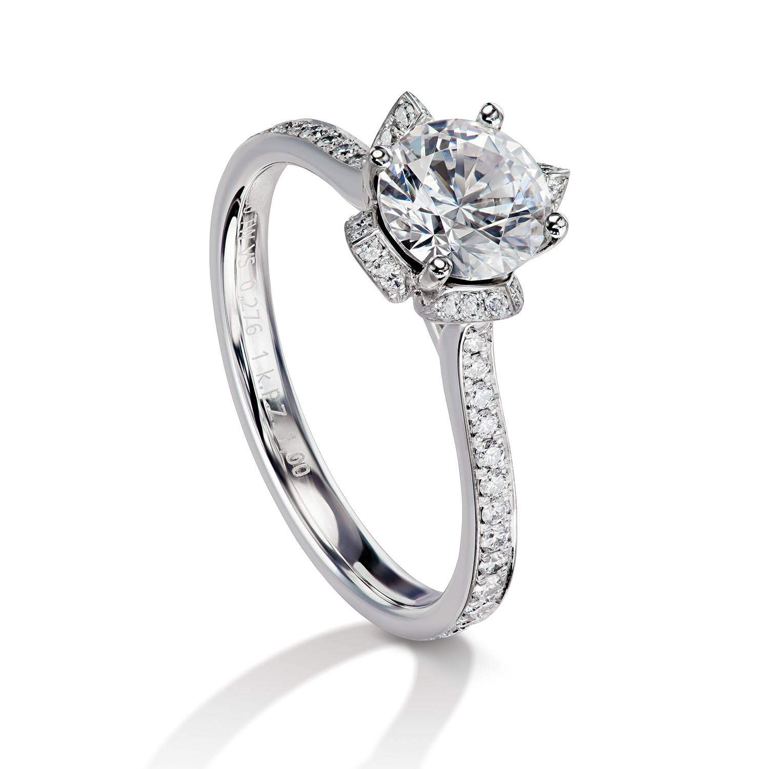 Engagement rings Furrer Jacot CROCUS