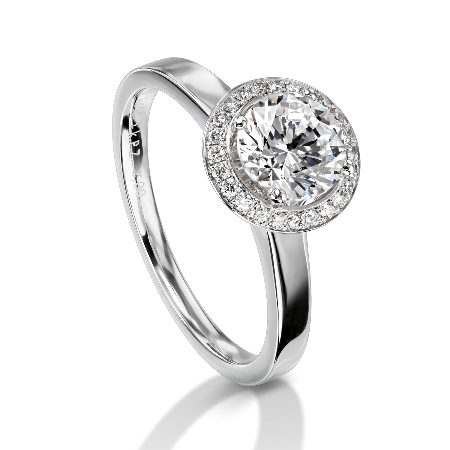Engagement rings Furrer Jacot
