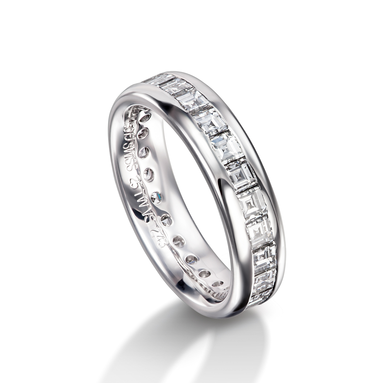 diamond rings by Furrer Jacot