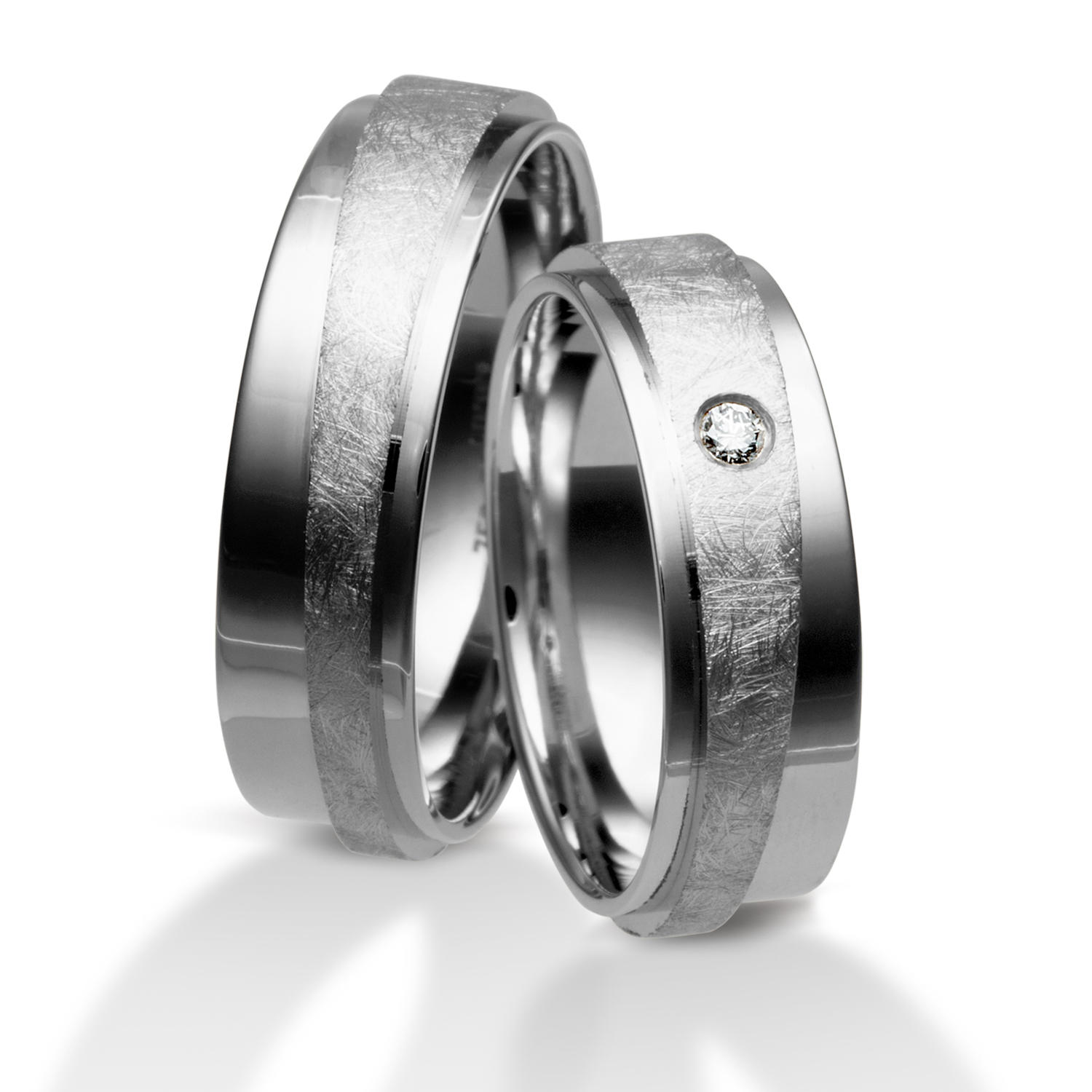 wedding bands, Eheringe, wedding rings, gold, platinum, carbon, diamonds, diamanten, heiraten